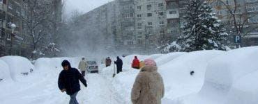 Anunț ANM! Peste 3 zile se va așterne prima zăpadă în România