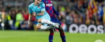 Barcelona - Slavia Praga 0-0