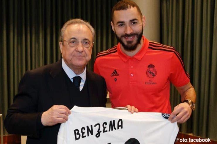 Benzema vrea să joace pentru Algeria