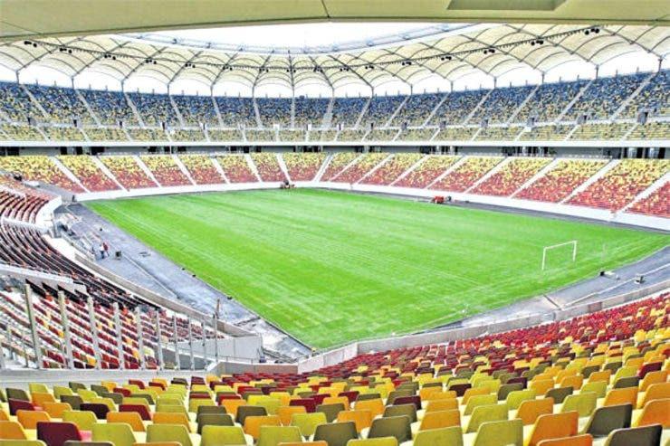 Burleanu propune alte stadioane pentru EURO 2020