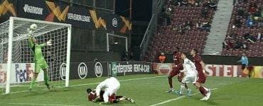 CFR – Rennes 1-0