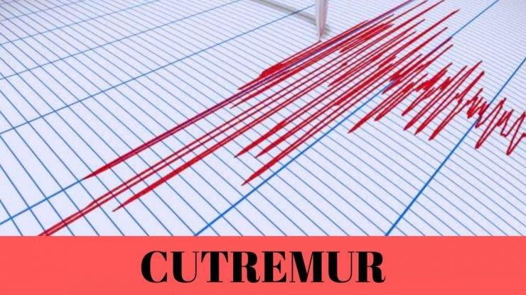 Cutremur în Vrancea. Seismul a avut magnitudinea de 3,2 pe scara Richter