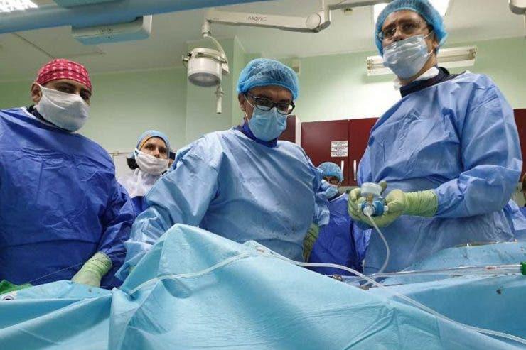 Ce vietate au găsit medicii în ochiul unei bătrâne din Iași