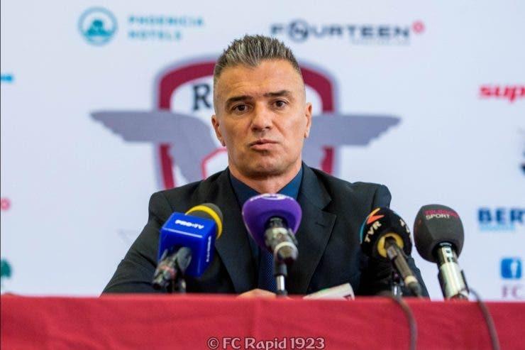 Daniel Pancu și Florin Manea sunt la cuțite