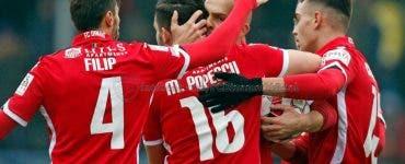 Dinamo - Poli Iași 1-0