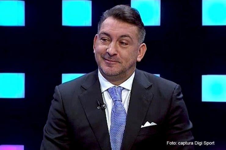 Ilie Dumitrescu a ieşit cu soţia unui poliţist
