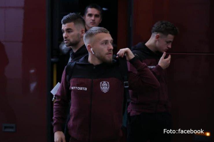 Lazio-CFR Cluj 1-0