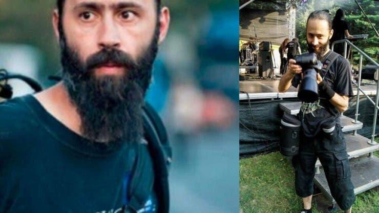 Max, fotograful rănit în Colectiv, mărturii cutremurătoare