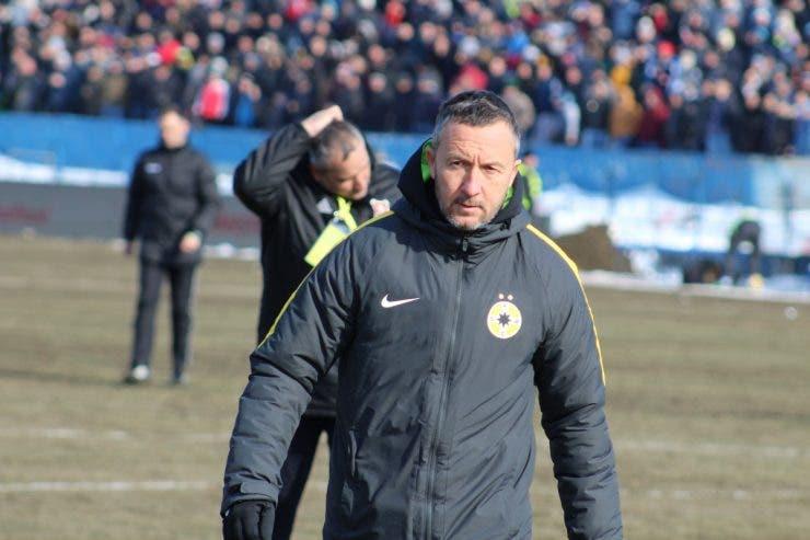 Mihai Stoica s-a întors la FCSB