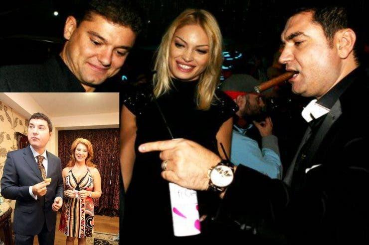 Cristi Borcea, în vacanță cu Valentina Pelinel și Mihaela Borcea