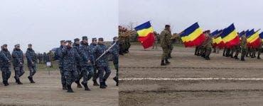 Parada de 1 Decembrie 2019. Militarii din București au început repetițiile