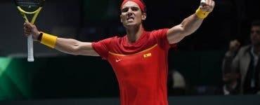 Rafael Nadal a dus Spania în sferturi