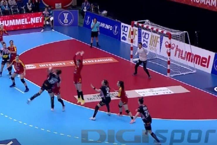 România - Spania 16-31