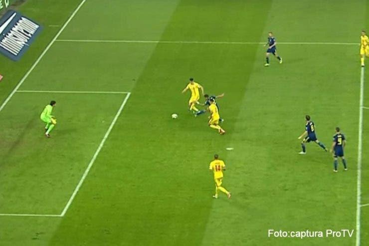 România-Suedia 0-2