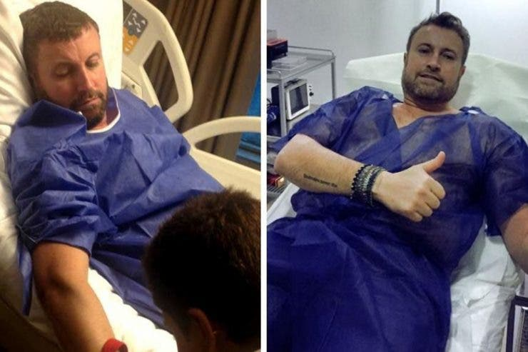 Cum arată Cătălin Botezatu, la două luni după operație