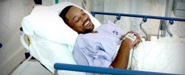 Will Smith a fost operat de o tumoare precanceroasă. Cum se simte actorul