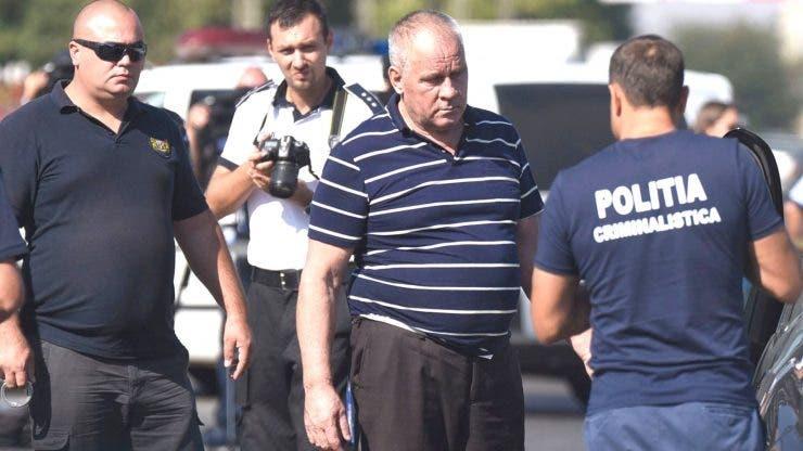 Cazul de la Caracal. Dincă va fi audiat joi la sediul Poliției Române
