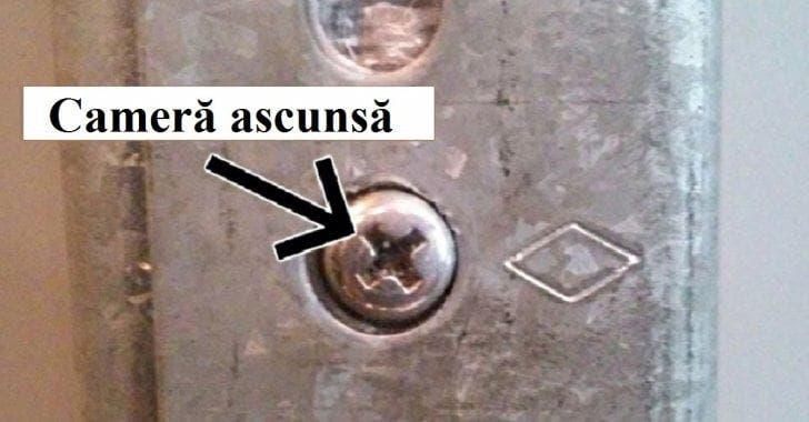 Dacă vezi astfel de șuruburi într-o toaletă publică, pleacă imediat!