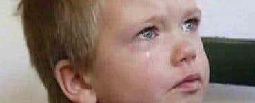 un copil orfan