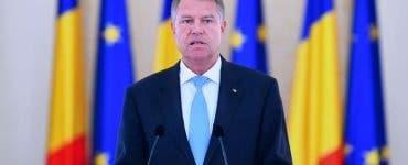 Statistica privind zilele de muncă ale președintelui Klaus Iohannis este cruntă