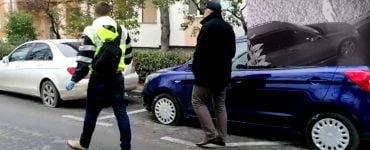 A fost găsit vinovatul care a tăiat cauciucurile la 25 de mașini din Craiova