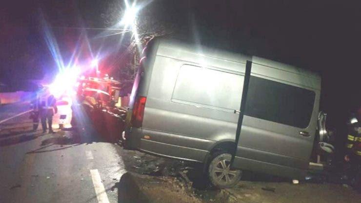 Accident grav în Covasna. Două persoane au murit, iar alte patru au fost rănite
