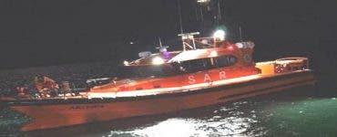 Alertă în Portul Constanța Bărbatul căzut cu motostivuitorul în apă este de negăsit