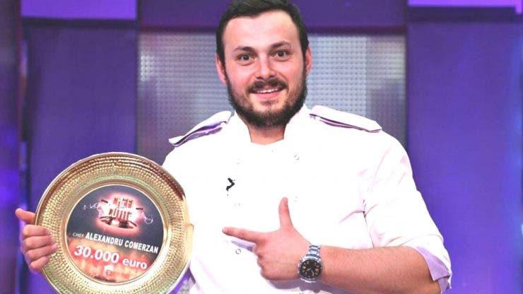 Câștigătorul Chefi la cuțite sezonul 7. Povestea impresionantă a lui Alexandru Comerzan