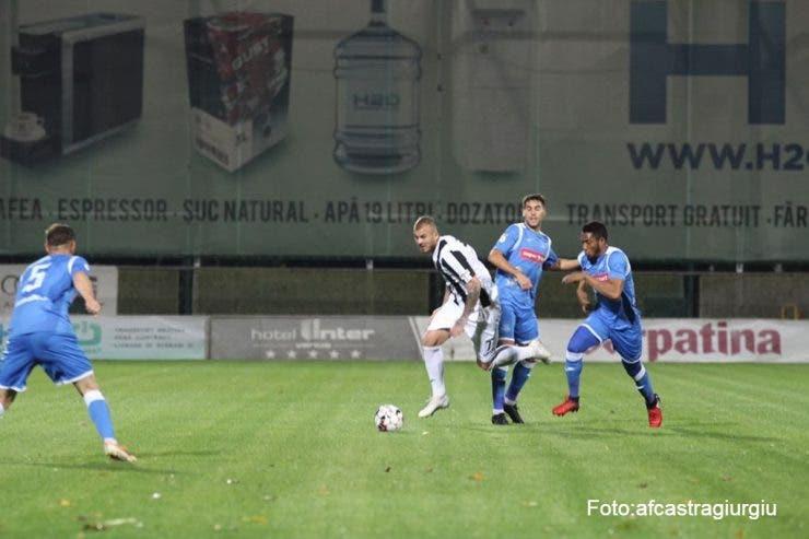 Astra, lider în Liga 1