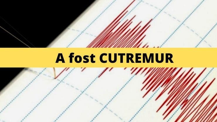 Cutremur la granița cu România. Ce magnitudine a avut seismul