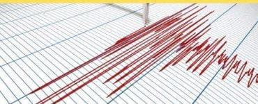 Cutremur de 3,7 grade pe scara Richter în Vrancea