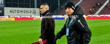 Dan Petrescu vrea sistemul VAR în Liga 1