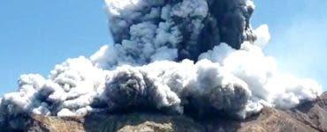 Erupția vulcanului din Noua Zeelandă. Pericolul unor noi erupții vulcanice pe Insula Alba împiedică recuperarea cadavrelor rămase acolo