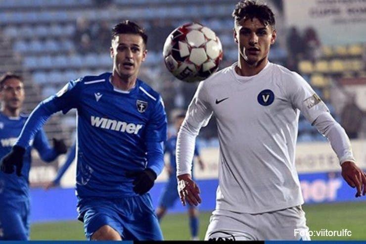FC Voluntari - Viitorul 1-2
