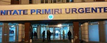 Imagini emoționante surprinse într-un spital de urgențe din România
