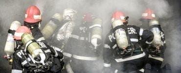 Incendiu la Liceul Goethe din București. Cursurile au fost suspendate