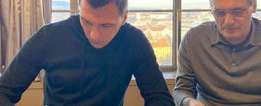 Mandzukic a plecat de la Juventus