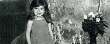 O recunoști? Era doar o copilă, acum este una dintre cele mai talentate cântărețe din România