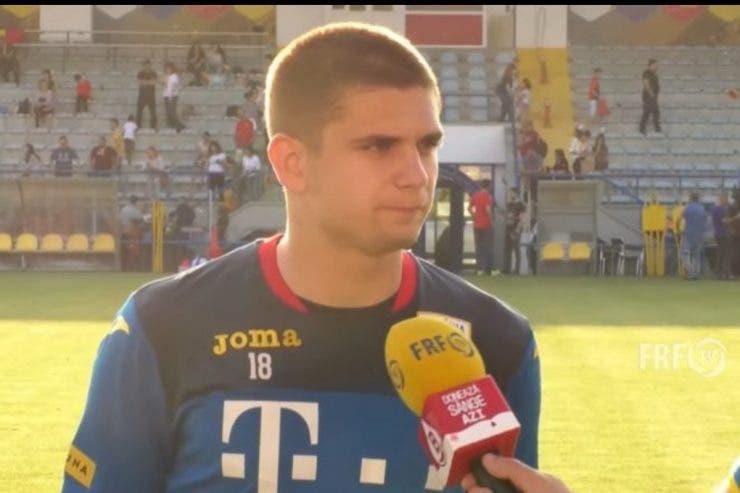 Olandezii l-au criticat pe Răzvan Marin