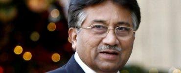 Fostul președinte pakistanez Pervez Musharraf fost condamnat la moarte