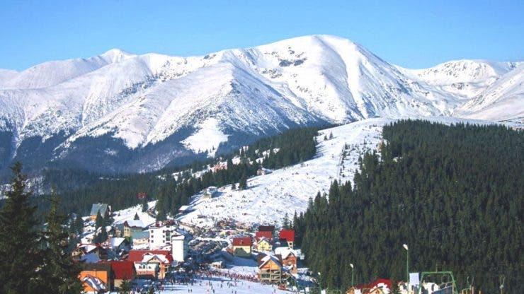 O nouă pârtie de schi în România. Când va putea fi folosită
