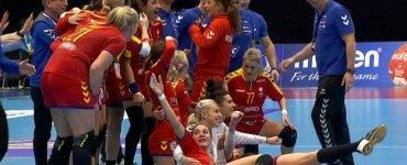 România –Rusia în grupele CM de handbal