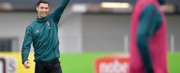 Ronaldo pleacă de la Juventus