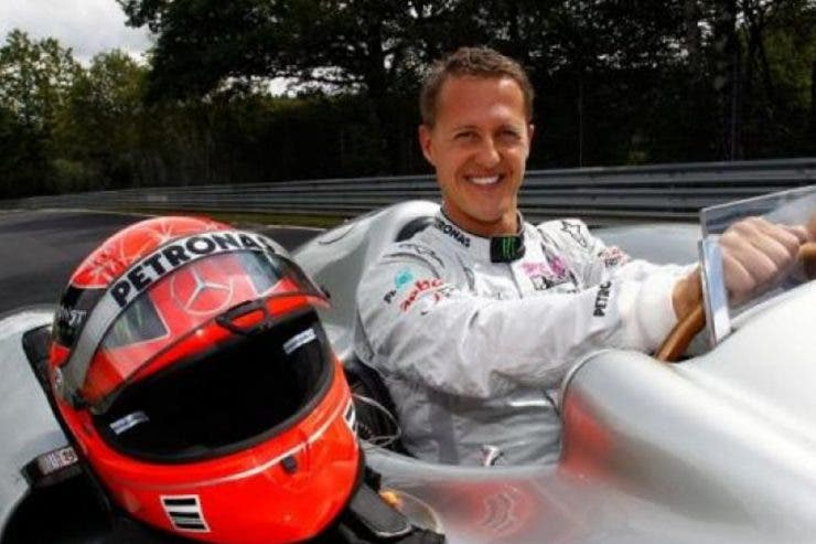 Michael Schumacher, Corinna Schumacher, vila Schumacher, tratament Schumacher