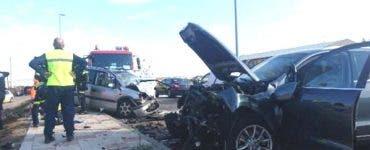 Tragedie în Spania. Patru români au murit în două accidente rutiere