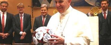 Statul Vatican vrea să participe la Jocurile Olimpice din 2024