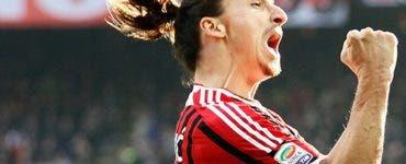 Zlatan Ibrahimovic a decis