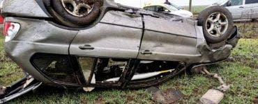 Tragedie în ziua de Crăciun. Un agent de poliție a murit într-un accident de mașină