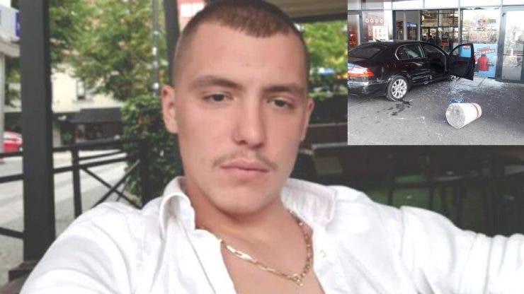Autorul atacului de la mall-ul din Brăila, condamnat la 30 de ani de închisoare