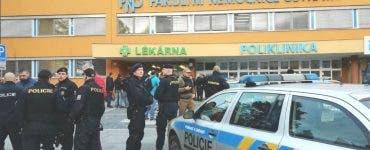 Atacul din Cehia. Bărbatul care a ucis 6 oameni într-un spital s-a sinucis